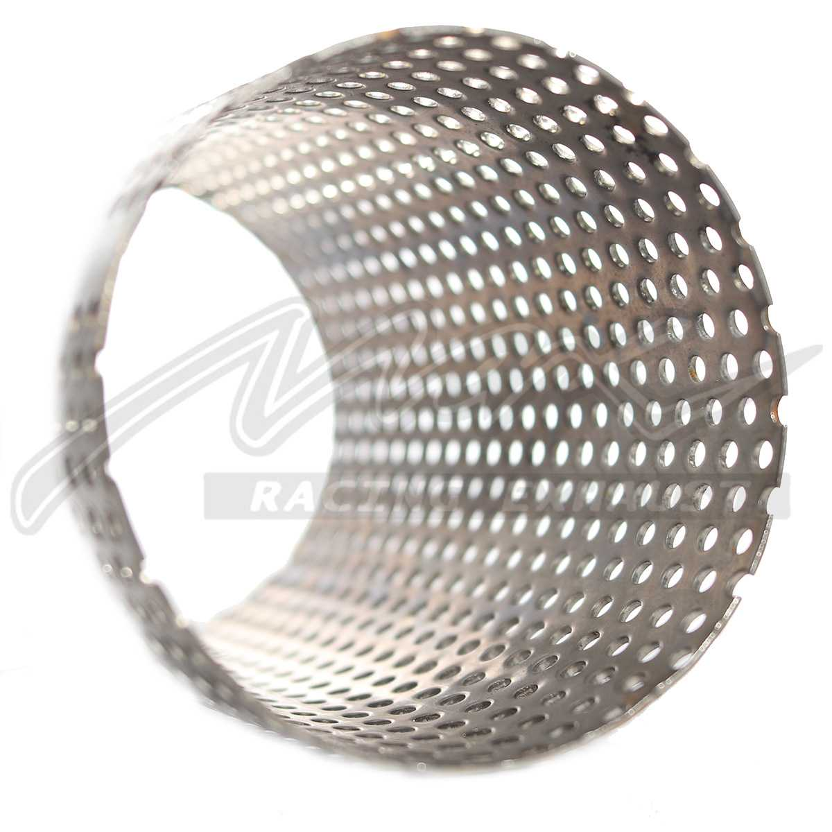 perforated baffle
