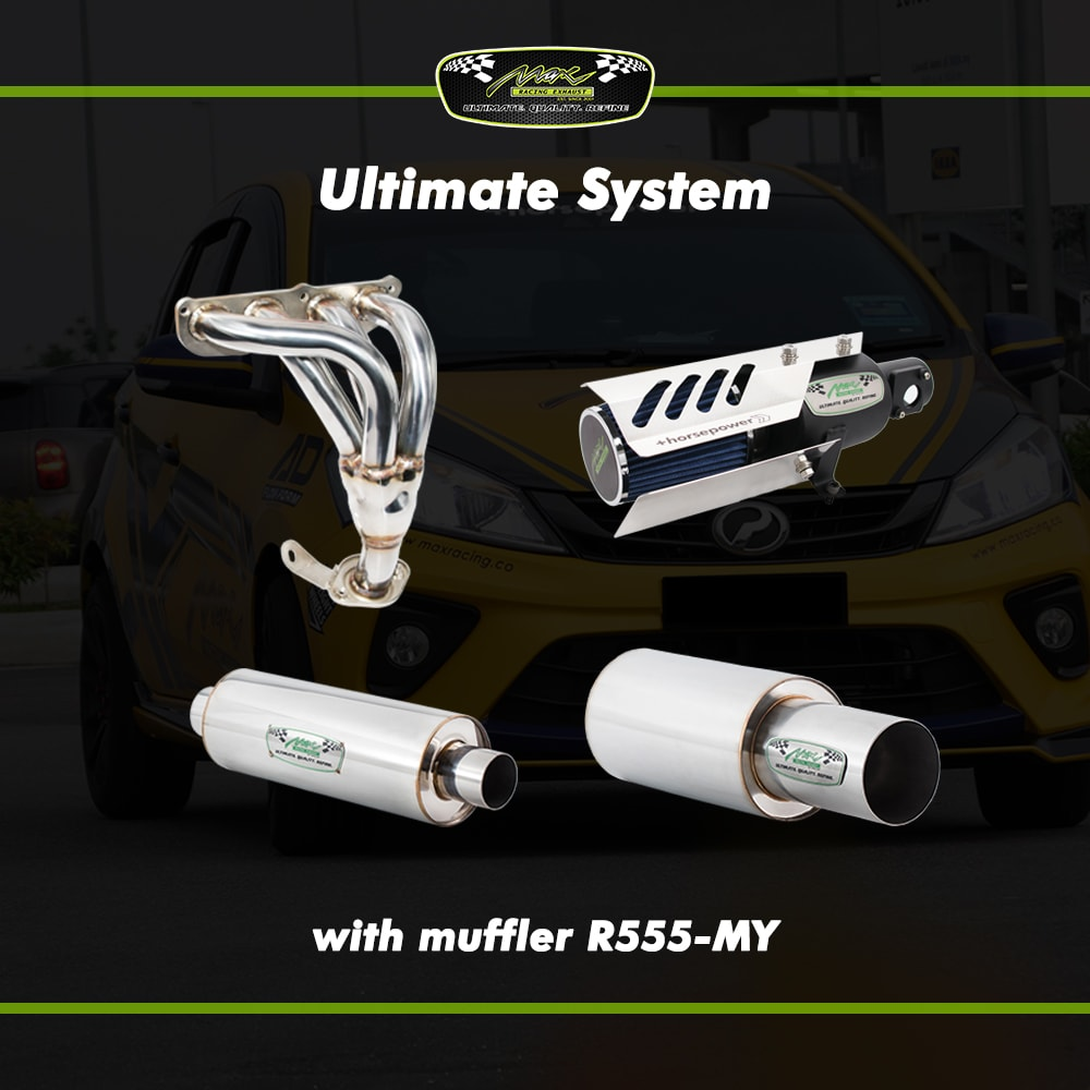 Bezza ultimate system R555 MY
