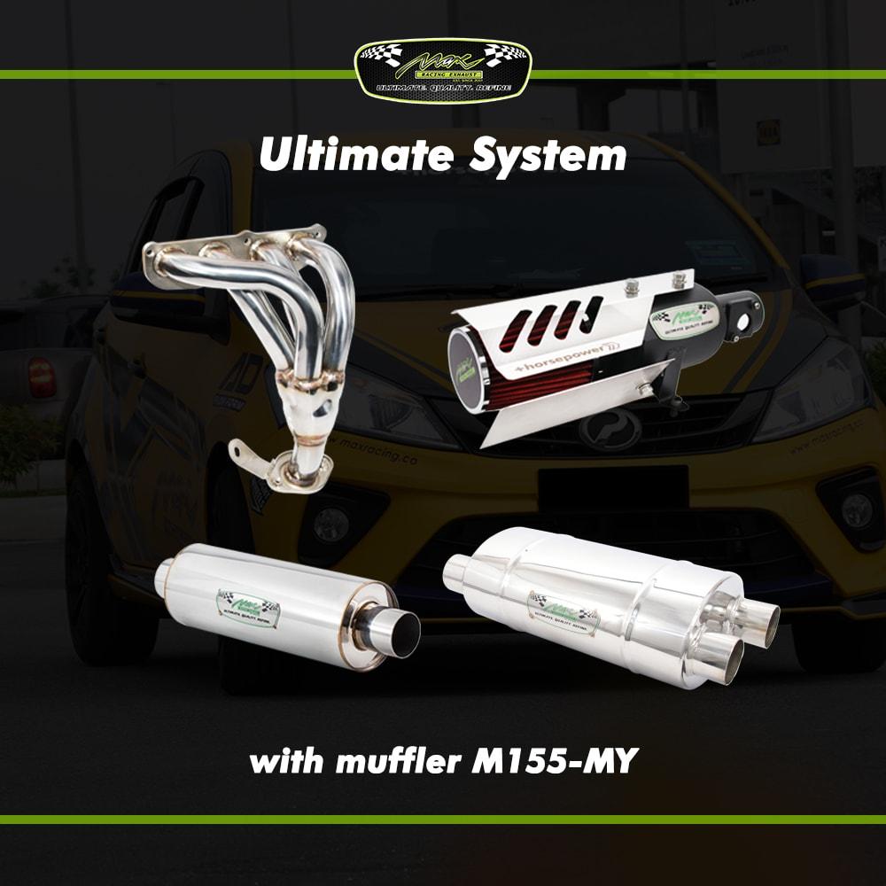 Myvi Gen3 ultimate system M155 MY