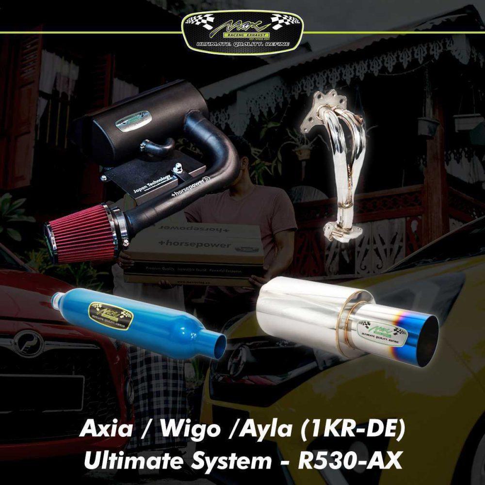 Axia G1 package R530 AX