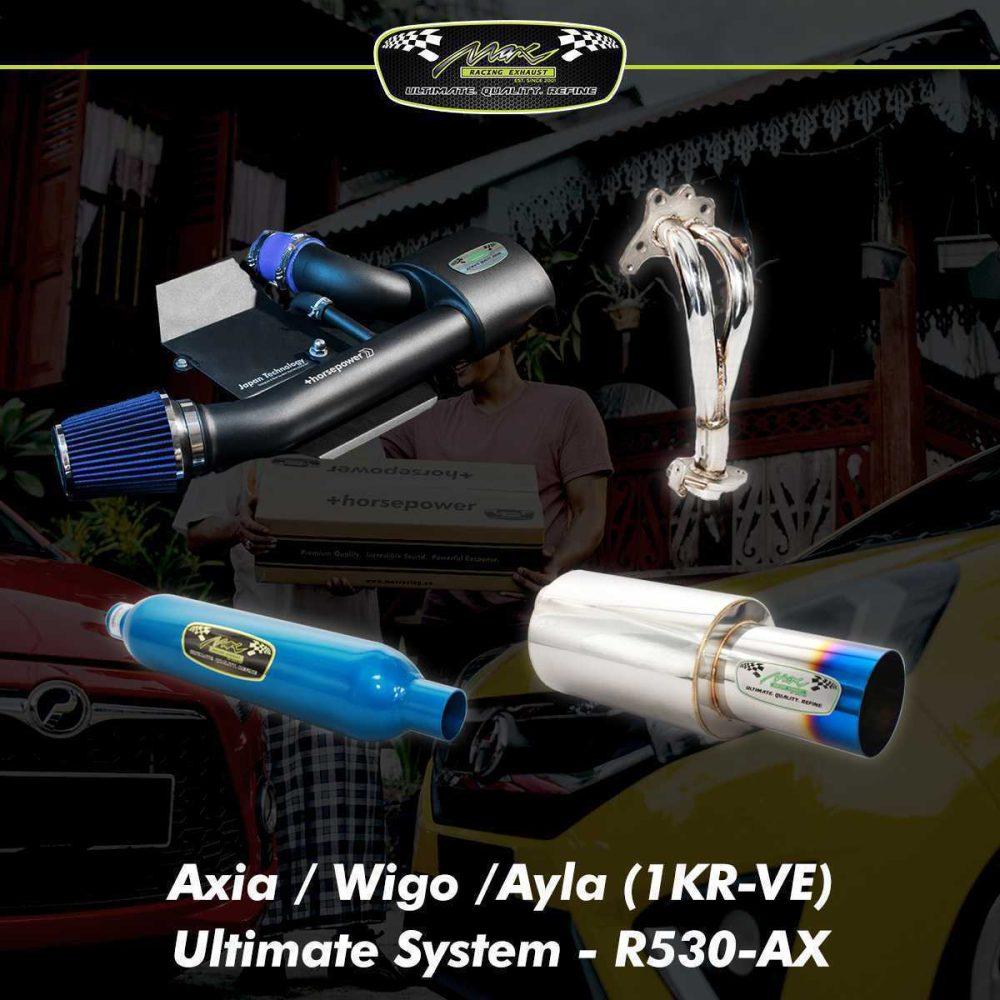 Axia G2 package R530 AX