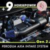 Max Racing Perodua Bezza 1.0L Intake System