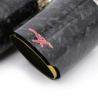 max racing forged carbon tip