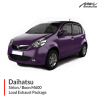 Daihatsu Sirion / Daihatsu Boon M600 1.3L& 1.5L Loud Exhaust Package