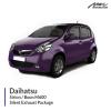 Daihatsu Sirion / Daihatsu Boon M600 1.3L& 1.5L Silent Exhaust Package