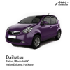 Daihatsu Sirion / Daihatsu Boon M600 1.3L& 1.5L Valve Exhaust Package