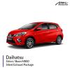 Daihatsu Sirion / Daihatsu Boon M800 Silent Exhaust Package