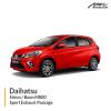 Daihatsu Sirion / Daihatsu Boon M800 Sport Exhaust Upgrade Package