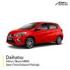 Daihatsu Sirion / Daihatsu Boon M800 Sport Twin Exhaust Package