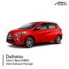 Daihatsu Sirion / Daihatsu Boon M800 Valve Exhaust Package