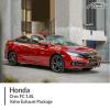 Honda Civic FC 1.8L Valve Exhaust Package