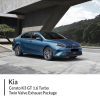 Kia Cerato K3 GT – T Box Valve Muffler & Controller Catback Package