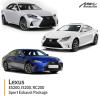 Lexus IS200T, RC200T Sport Exhaust Package