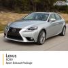 Lexus IS250 Sport Exhaust Package