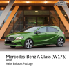 Mercedes W176 A200 Valve Exhaust Package