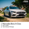 Mercedes W177 A250 Valve Exhaust Package