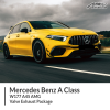 Mercedes W177 A45S AMG Valve Exhaust Package