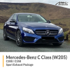 Mercedes W205 C200 / W205 C250 Sport Exhaust Package