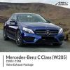 Mercedes W205 C200 / W205 C250 Valve Exhaust Package