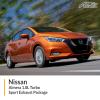 Nissan Almera 1.0L Turbo Sport Exhaust Package