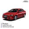 Proton Inspira 1.8L & 2.0L Silent Exhaust Package