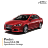 Proton Inspira 1.8L & 2.0L Sport Exhaust Package