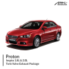 Proton Inspira 1.8L & 2.0L Twin Valve Exhaust Package