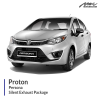Proton Persona Silent Exhaust Package