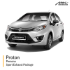 Proton Persona Sport Exhaust Package