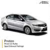 Proton Preve 1.6 Turbo Sport Exhaust Package