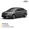 Proton Preve 1.6 NA Sport Exhaust Package