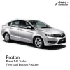 Proton Preve 1.6 Turbo Twin Loud Exhaust Package