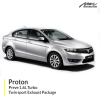 Proton Preve 1.6 Turbo Twin Sport Exhaust Package