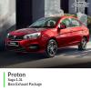 Proton Saga 1.3L Bass Exhaust Package
