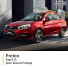 Proton Saga 1.3L Sport Exhaust Package