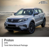 Proton X70 Twin Valve Exhaust Package