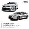 Toyota Camry Single Valve Muffler & Controller Package