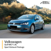VW Golf MK7 1.4L Sport Exhaust Package