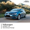 VW Golf MK7 1.4L Valve Exhaust Package