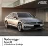 VW Passat B8 Valve Exhaust Package