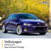 VW Scirocco 2.0L Sport Exhaust Package