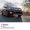 Honda BR-V Loud Exhaust Package