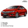 Honda City GM6 Valve Exhaust Package