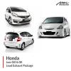 Honda Jazz GD & GE Loud Exhaust Package