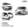 Honda Jazz GD & GE Sport Exhaust Package
