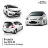 Honda Jazz GD & GE Valve Exhaust Package