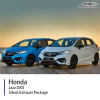 Honda Jazz GK5 SiIent Exhaust Package