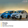 Honda Jazz GK5 Sport Exhaust Package