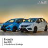 Honda Jazz GK5 Valve Exhaust Package