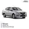 Nissan Almera Silent Exhaust Package